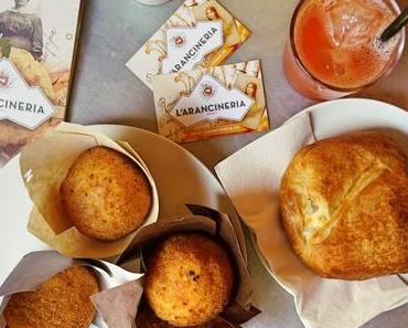 L'ARANCINERIA – sizilianische Arancini auf der Türkenstraße - + + + Sizilien in der Maxvorstadt ++ Arancini in 6 Sorten ++ Special-Sorten ++ sizilianische Desserts + + +