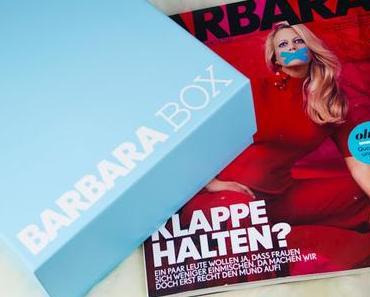 Barbara Box // Alles für den perfekten Mädelsabend