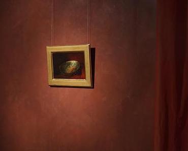 Neues Stuck-Stück in der Villa: Das Muschelstillleben
