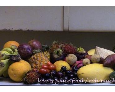 Wir feiern eine Früchteparty. Früchteversender für dich im Test.