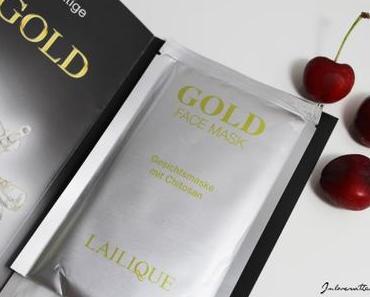 Deynique Cosmetics – Gold Maske und Aloe Vera Gel