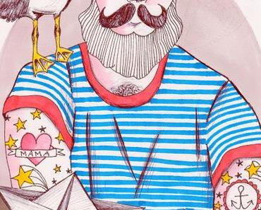 Illustrationskurs Teil 4: Der Seebär