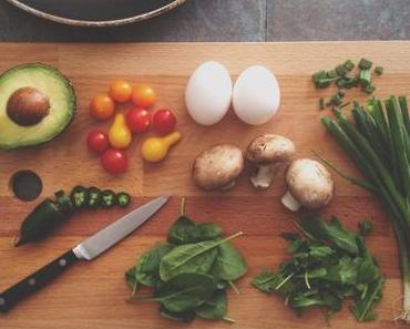 Gemüse und Obst lassen Urlaubspfunde purzeln