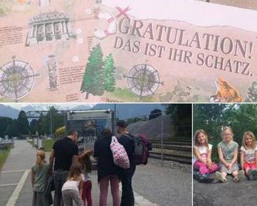 """Bühne frei für """"Die Angelones""""-LeserInnen: Auf spannende Schatzsuche!"""