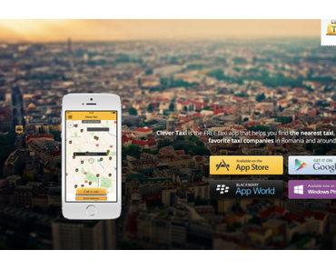 Clever Taxi: MyTaxi schluckt Mitbewerber aus Rumänien