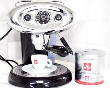[Produkttest] Die Espressomaschine X7.1 IPERESSPRESSO von illy