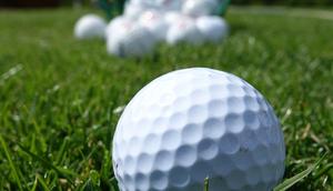 Objekt Begierde Golfball