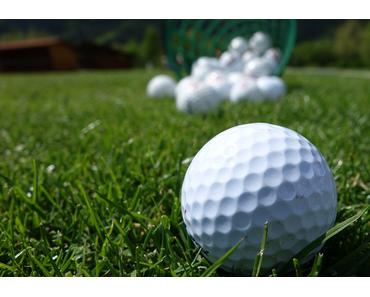 Objekt der Begierde – der Golfball