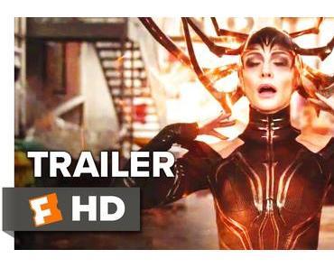 Comic Con Trailer zu THOR: TAG DER ENTSCHEIDUNG ist spektakulär!