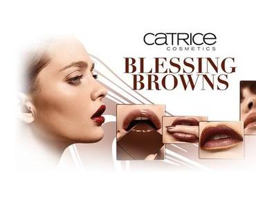 [Preview] Catrice Blessing Browns Limited Edition