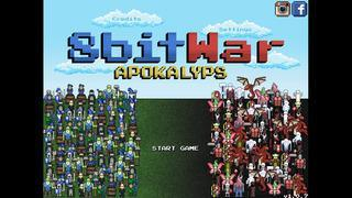 8bitWar: Apokalyps – Cooles Retro-Game für Strategie-Fans
