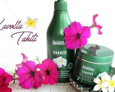 Lavolta TAHITI - Protein Repair - Shampoo & Kur    #Sommerhaar