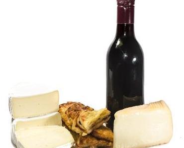 Käse-und-Wein-Tag – der amerikanische National Wine and Cheese Day