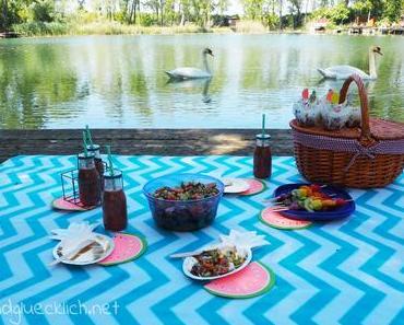 Sommerpicknick für Jubeltage