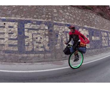 Mit dem Einrad durch China: 29 unterhaltsame Vlogs von Ed Pratt