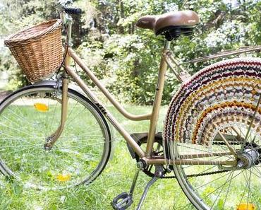 Gehäkeltes Fahrradnetz [DIY]