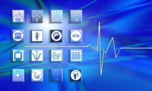 Gesundheits-App iCare Health Monitor