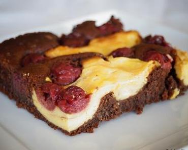 Schwarzwälderkirsch-Brownies