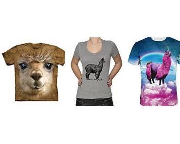 Lustige Alpakamotive: T-Shirts und Sweatshirts für Alpakafans