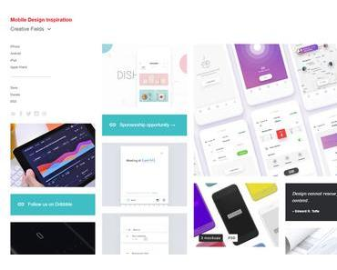 Mobile App Design Inspiration
