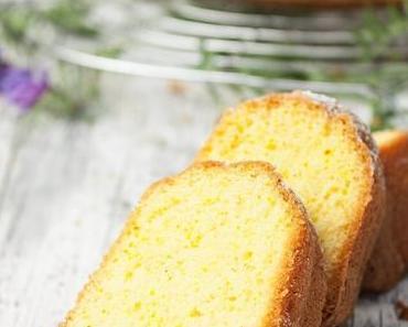 Sockerkaka mit Safran – eine schwedische Kuchenspezialität