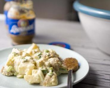 Kartoffelsalat mit süßem Senf [enthält Werbung]