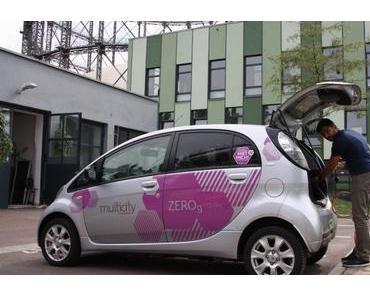 Interessanter Vorschlag des InnoZ: Privat-Taxidienst mit Elektrofahrzeugen erlauben