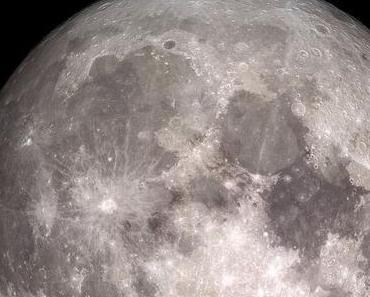 Hat der Mond ein eigenes Licht?