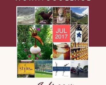 Mein Juli 2017 – Monatscollage und Monatsrückblick