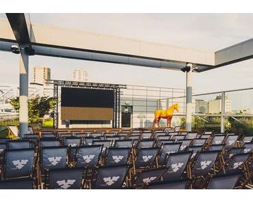 Rooftop Cinema at Stilwerk Rooftop