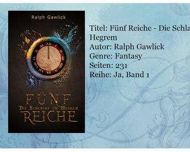 [Rezension] Fünf Reiche - Die Schlacht um Hegrem von Ralph Gawlick