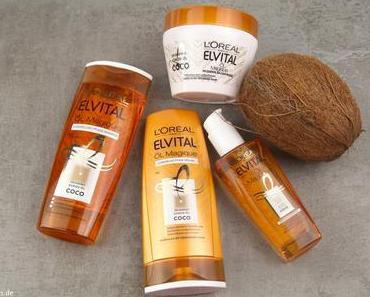 Elvital Öl Magique Coco Pflegeserie von L'Oréal Paris [Werbung]