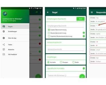 AutoResponder für WhatsApp – Automatisch auf Nachrichten antworten