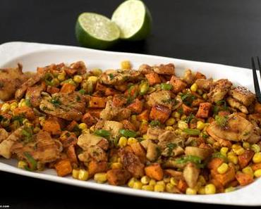 Sommeressen - Cajun-Salat