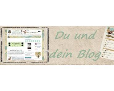 {Blogparade} Du und dein Blog