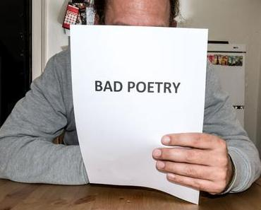 Tag der schlechten Poesie – Bad Poetry Day in den USA