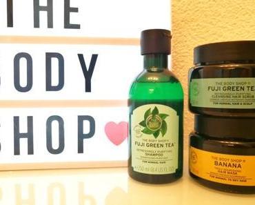 The Body Shop Fuji Green Tea Haircare