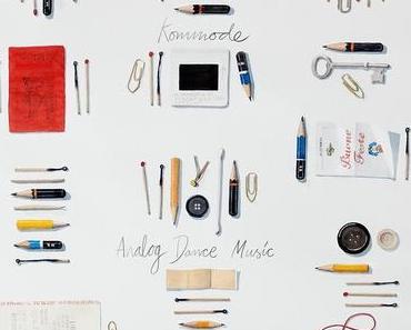 Album-Tipp: Kommode – Analog Dance Music