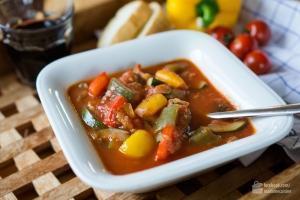 Ratatouille Französischer Gemüseeintopf