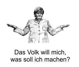 Gemäß Umfrage sehen nur 29 Prozent der Deutschen die Masseneinwanderung kritisch, Zusammenhänge werden nicht erkannt