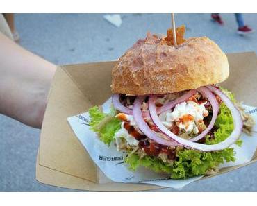 Impressionen vom BurgerFestivalWien @Traktorfabrik 1210 Wien