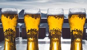 Beim Abnehmen auch Alkohol aufpassen!