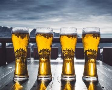 Beim Abnehmen auch auf Alkohol aufpassen!