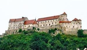 Burghausen: weltlängste Burg
