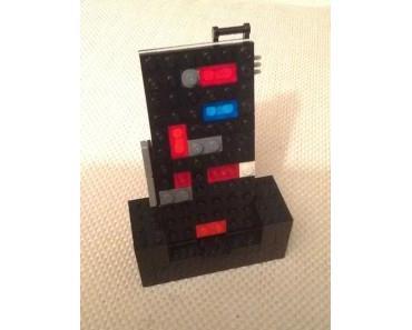 Hot IPhone 8 Prototype aus Lego, der Designer ist 7 Jahre alt (jetzt 13 Jahre)