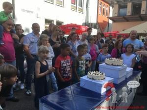 Das große glutenfreie Sommerfest bei der Konditorei Schenkel in Aichach