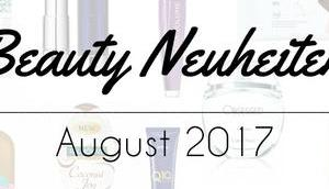 Beauty Neuheiten August 2017 Preview
