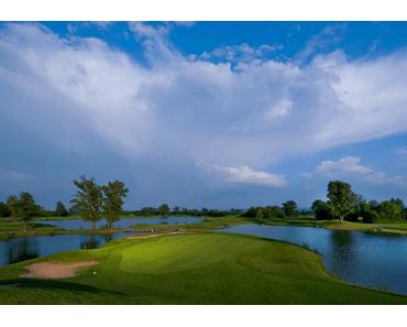 Golfen auf dem European Tour-Platz von Österreich