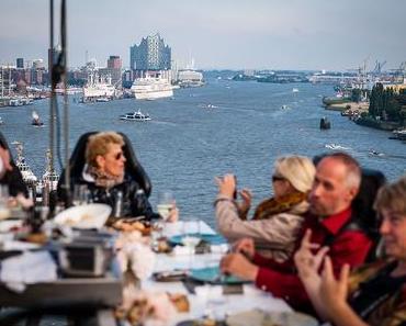 Hamburg Cruise Days 2017 mit dabei die EUROPA und EUROPA 2