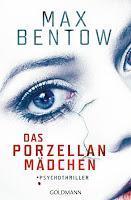 Rezension: Das Porzellanmädchen - Max Bentow